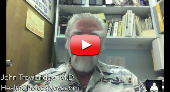 How is Ebola Transmitted? Dr John Parks Trowbridge Part 2 of 3
