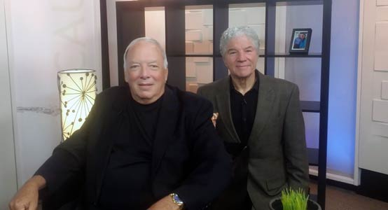 Dr Dennis Hooper With Doug Kaufmann