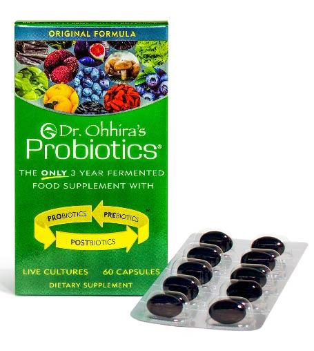 Essential Formulas Dr. Ohhira's Probiotics