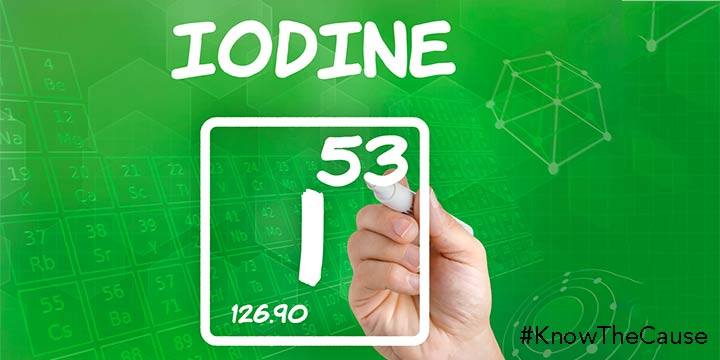 benefits-of-iodine
