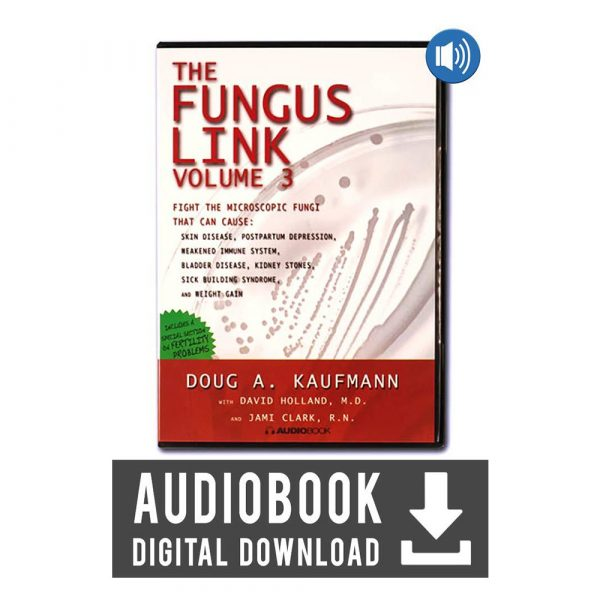 The Fungus Link Vol 3 Audio Book