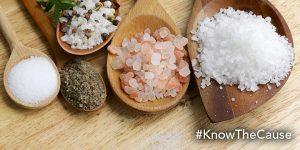 Is Salt OK On The Kaufmann Diet?