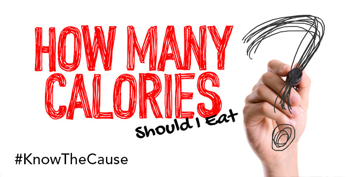 How Many Calories Should I Eat?