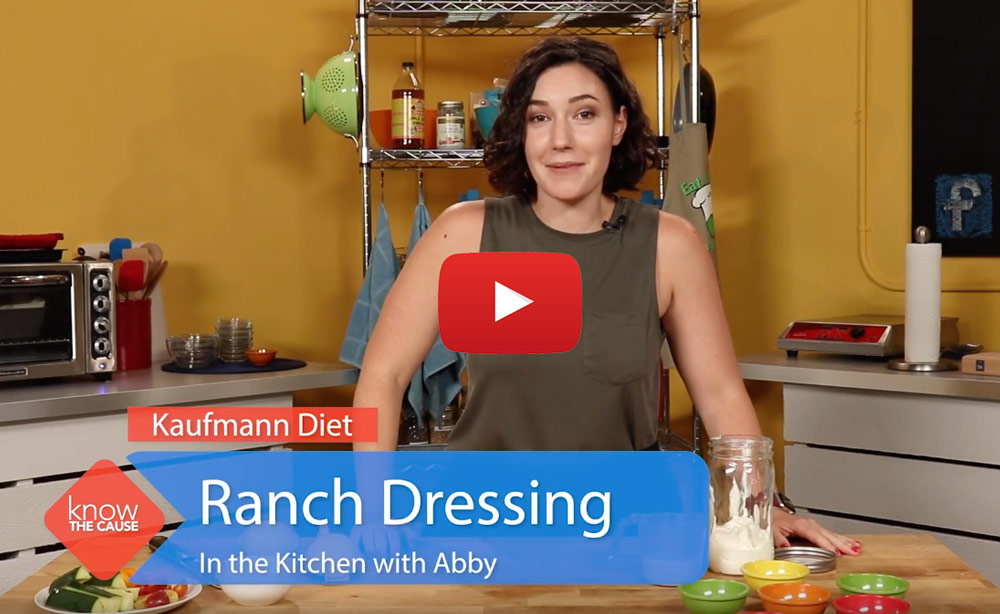 Ranch Dressing Video