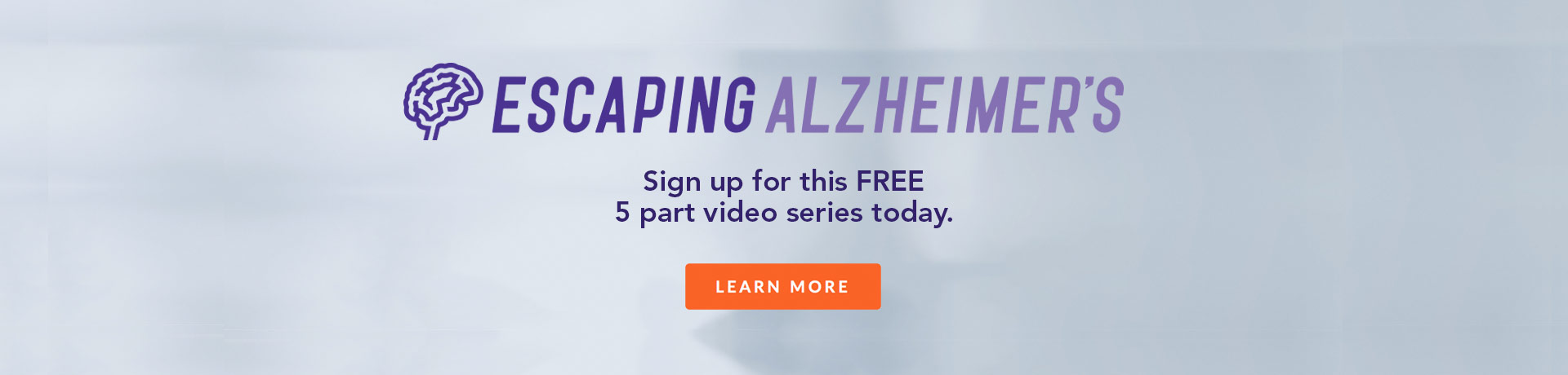 Escaping Alzheimers