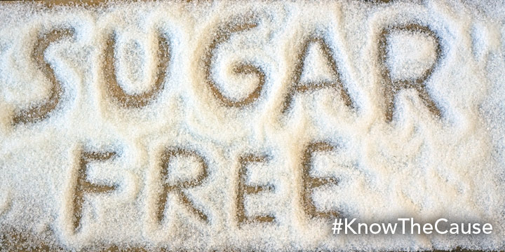 Sugar Substitutes for the Kaufmann Diet