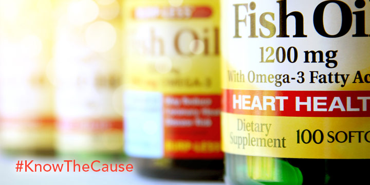 Heart Health Supplements
