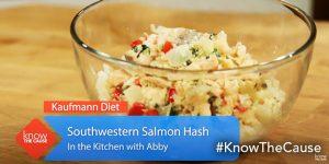 salmon hash recipe
