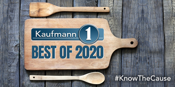 2020 Best of Kaufmann 1 recipes