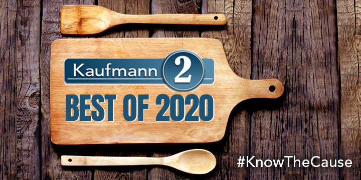 2020 Best of Kaufmann 2 recipes